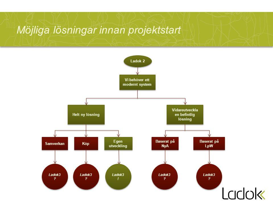 I rapporten identifierade problemområden »Projektets kostnadsökningar och eventuella framtida tidsöverdrag.