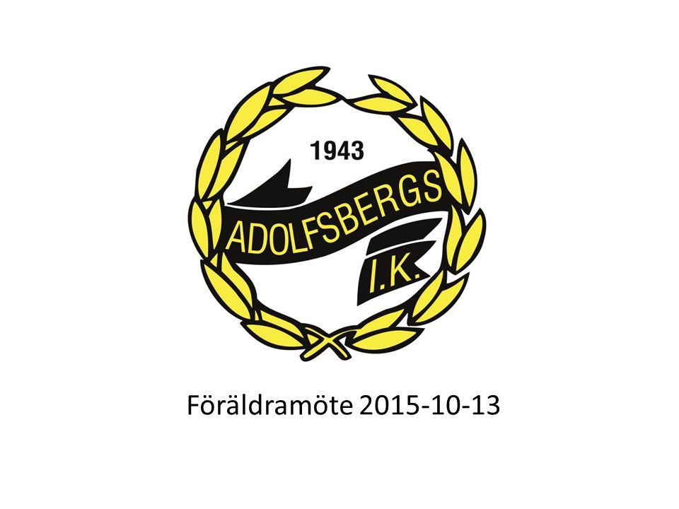 Föräldramöte 2015-10-13