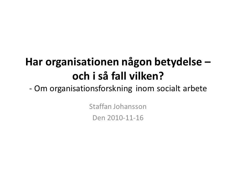 Metod för datainsamling Enkät till ett stratifierat urval av 79 svenska kommuner/motsv.