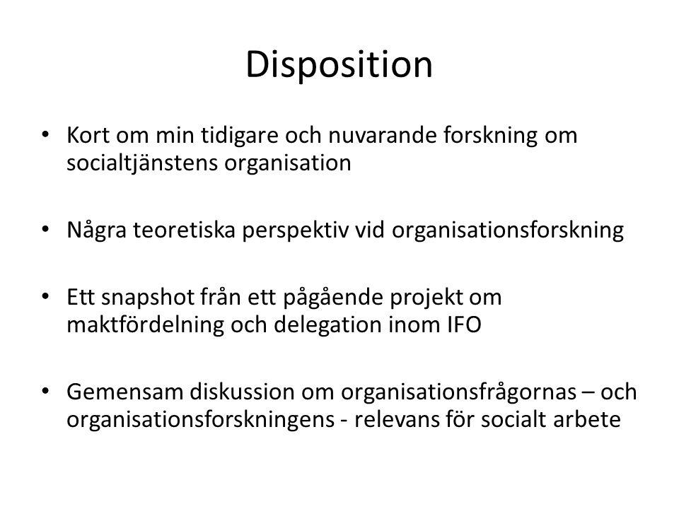 Respondenternas uppfattningar om eget inflytande vs uppfattningar om den egna gruppens inflytande