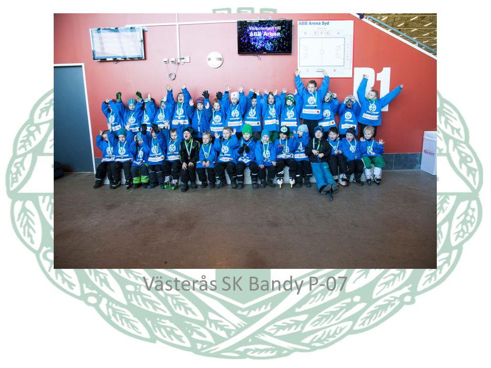 Västerås SK Bandy P-07