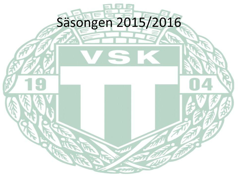 Säsongen 2015/2016