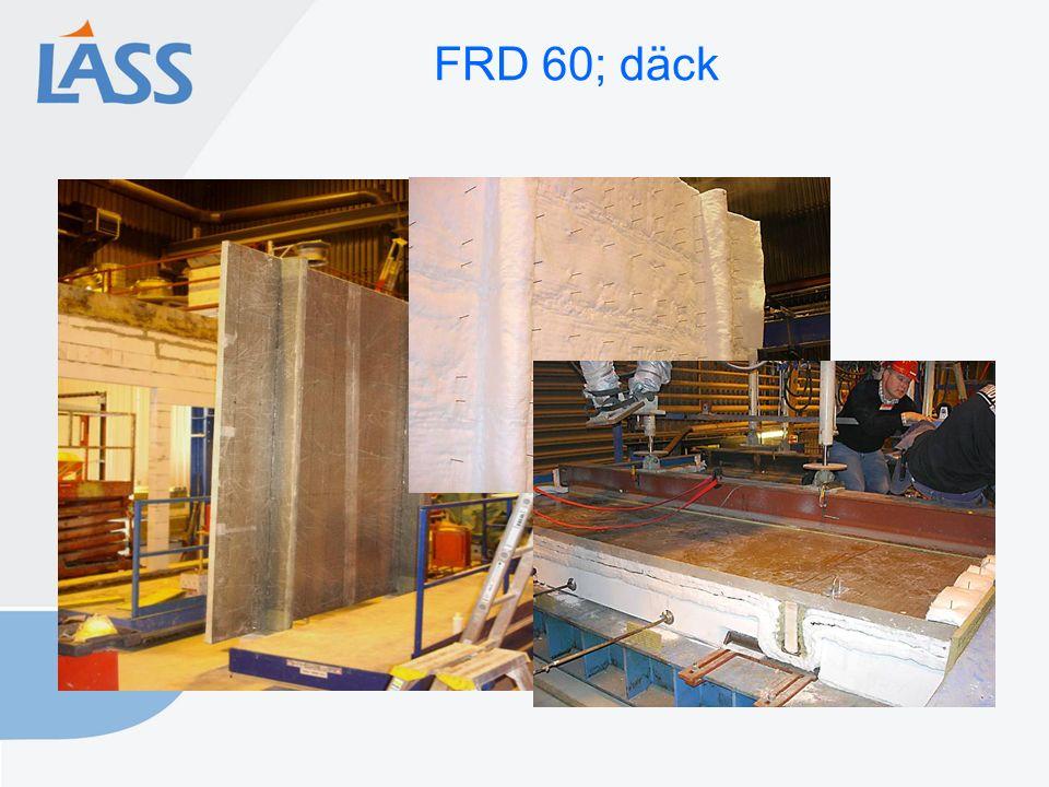 FRD 60; däck