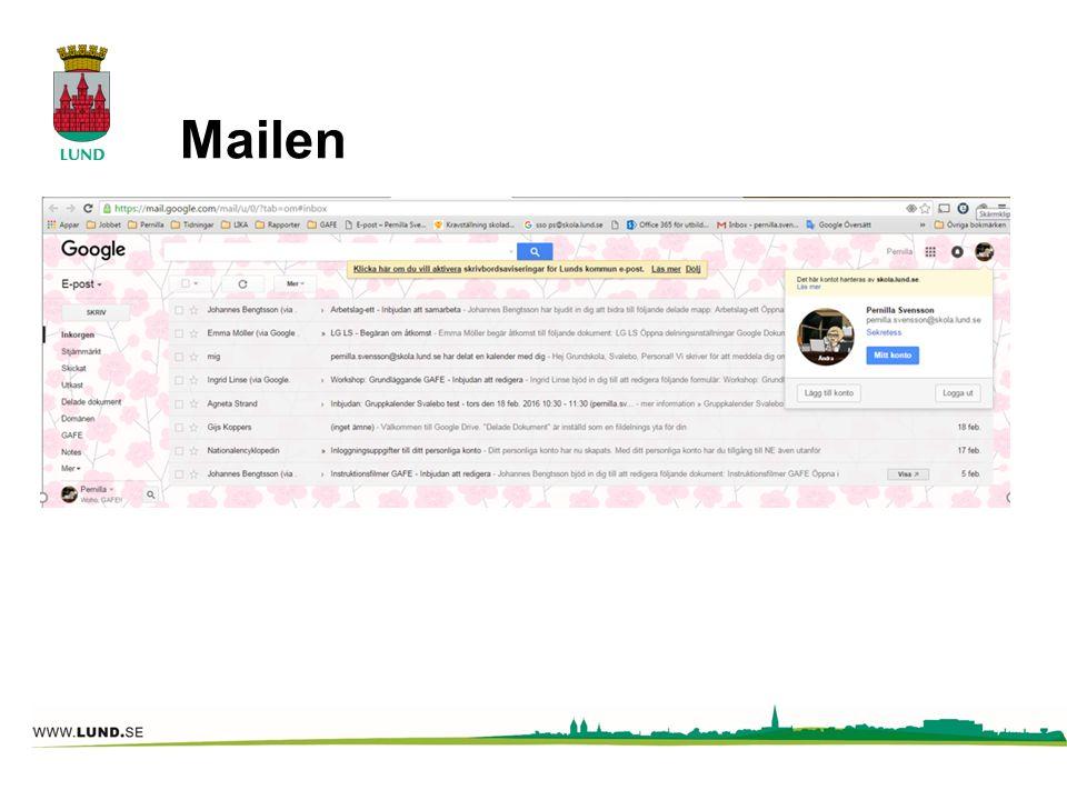 Mailen