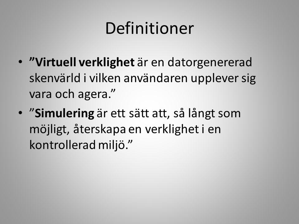 Virtuellt och simulerat Telemedicin 3 hp, VT 10 Hanna, Sofie, Tedolina