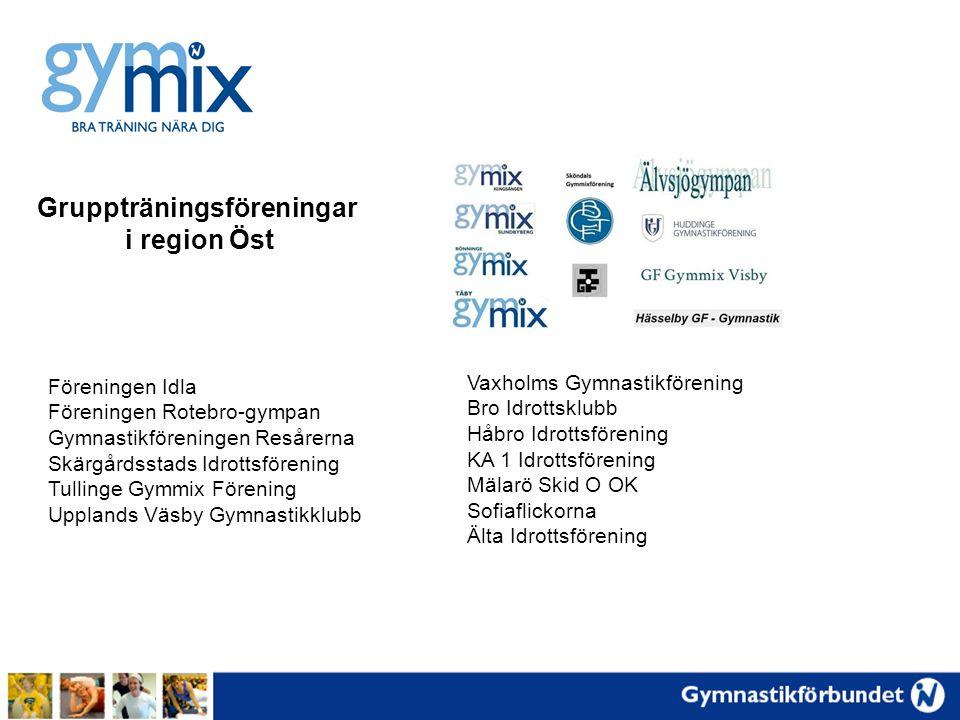 Gymmix Sundbyberg deltar på Rissnedagarna och håller uppvärmningen på loppet Två sjöar runt