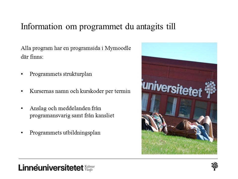 Kontaktpersoner: Emmelie Hedin Ekholm– Kalmar emmelie.hedinekholm@lnu.se Anna Lindahl – Växjö anna.lindahl@lnu.se Internationalisering - Utbyte - Internationell erfarenhet