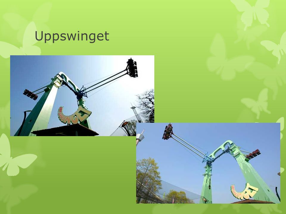 Uppswinget