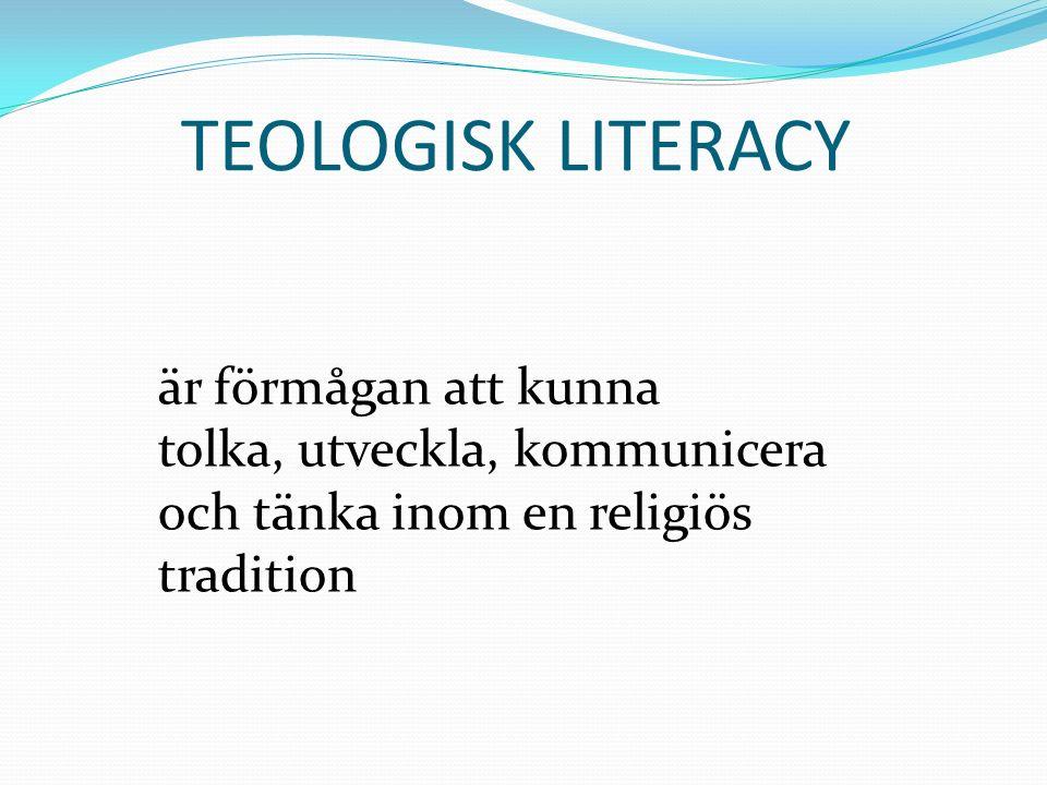 Literacy ett begrepp som fångar in att läs- och skrivförmåga är mer än att bara kunna avkoda en text Man kan förstå varje ord i en mening utan att kunna förstå vad meningen betyder