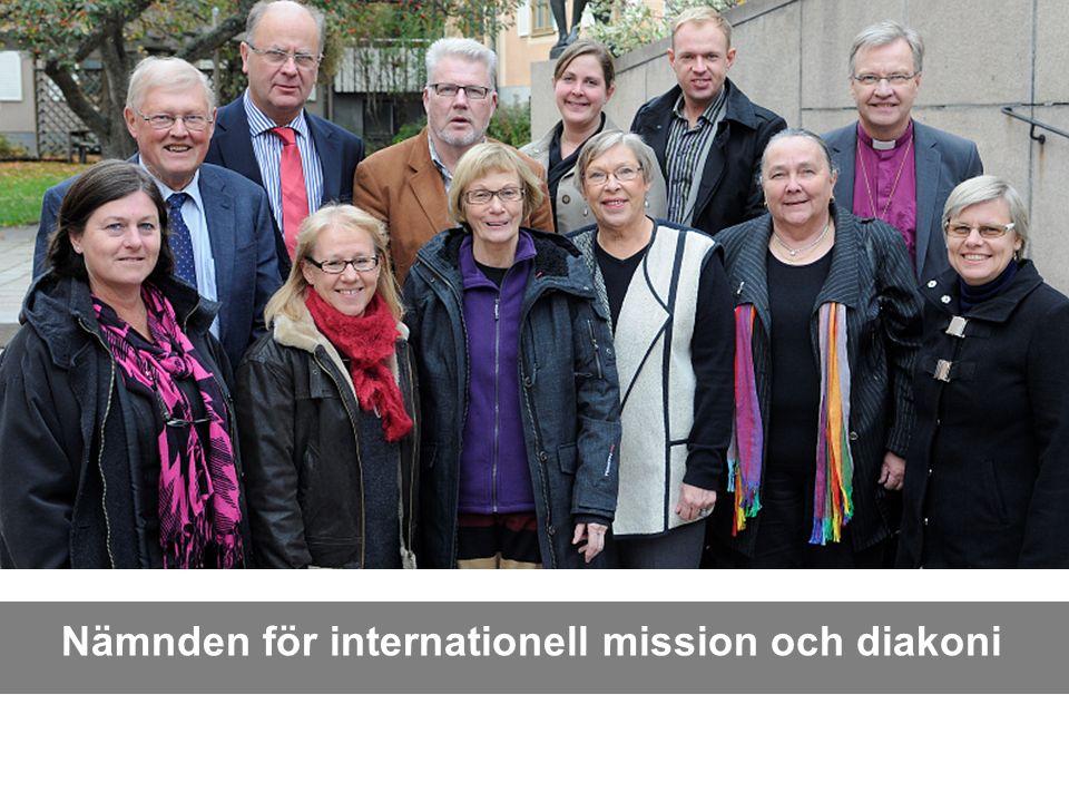 Nämnden för internationell mission och diakoni