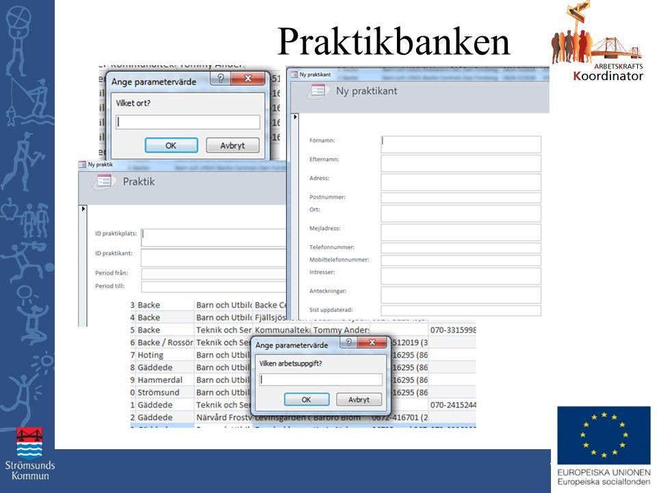 www.stromsund.se Praktikbanken