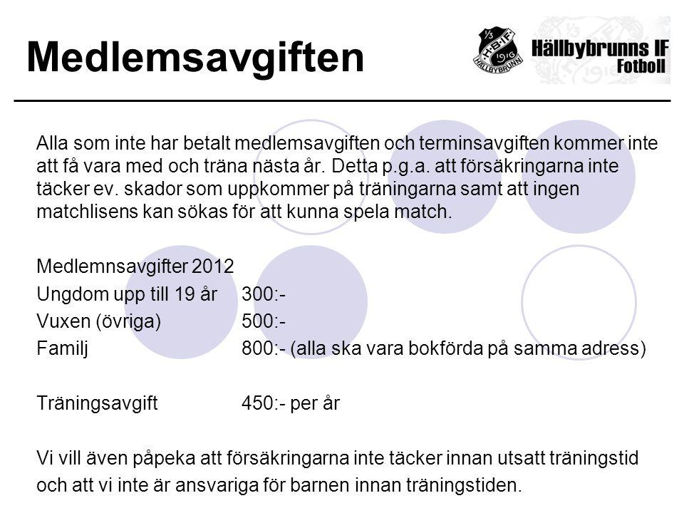 Inomhusträning I Januari 2012 startar vi upp med inomhusträning.