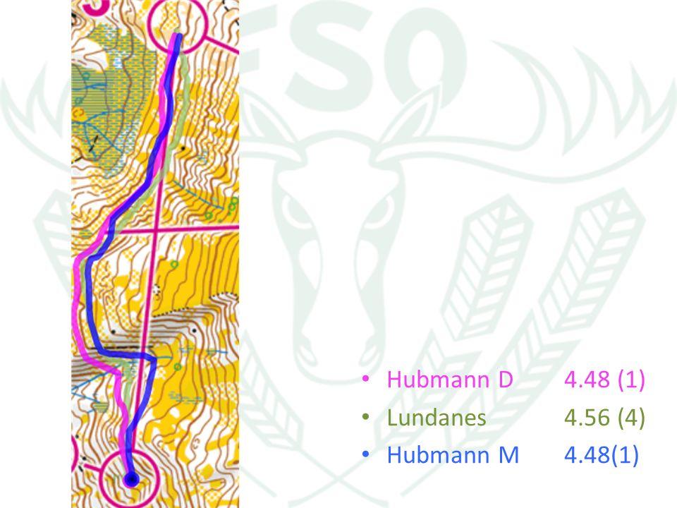 Hubmann D4.48 (1) Lundanes4.56 (4) Hubmann M4.48(1)
