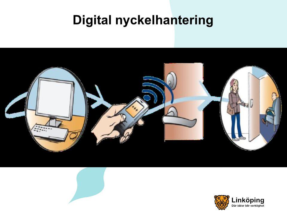 Digital nyckelhantering