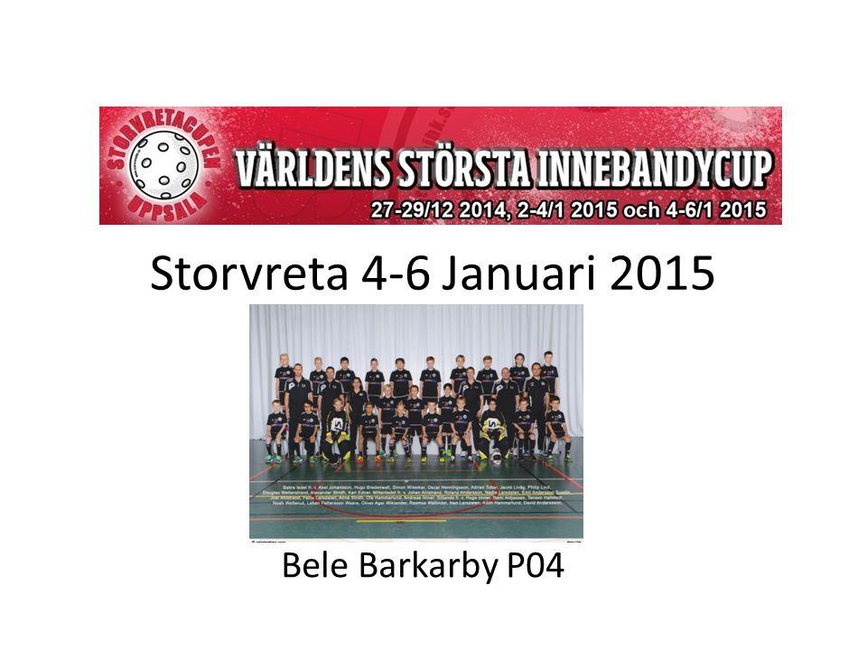 Storvreta 4-6 Januari 2015 Bele Barkarby P04