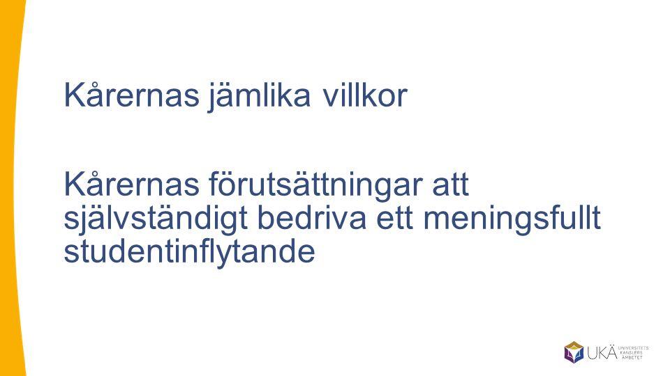 UKÄ:s analys
