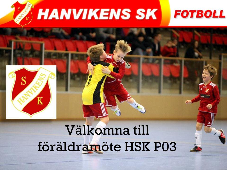 Välkomna till föräldramöte HSK P03