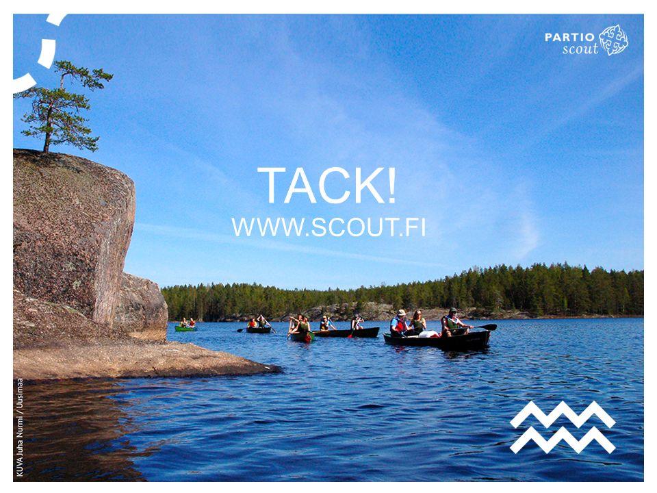 TACK! WWW.SCOUT.FI