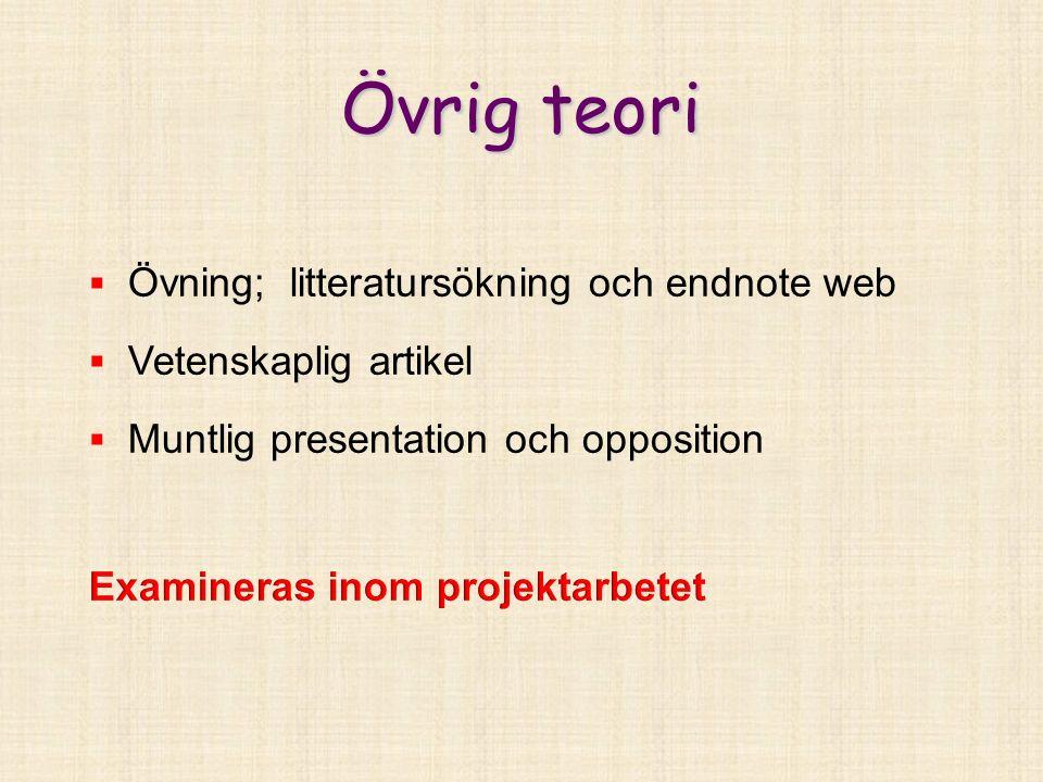 Kontaktpersoner i Lund Eva Barbro Henriksson Kansli M BMC, tel 222 0685 eva_barbro.henriksson@med.lu.se Elisabet Holst Medicinsk mikrobiologi, tel 17 32 35 Mobil 072 217 66 99 elisabet.holst@med.lu.se