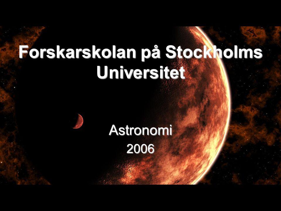 Fyra antaganden: 1.Cirkulära banor 2.Vinkelhastigheten minskar med radien 3.Solens rotationshastighet är 220 km/s 4.