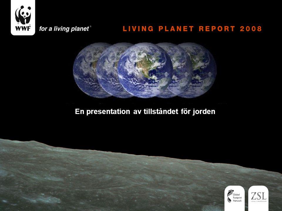 En presentation av tillståndet för jorden