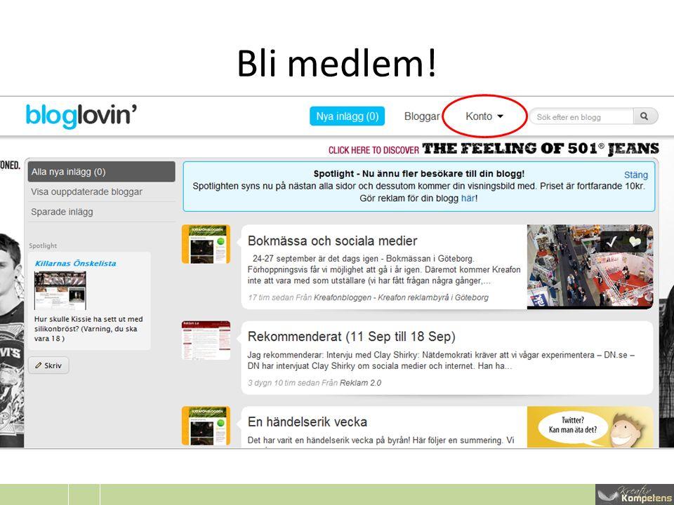 www.intressant.se Det mest intressanta sammanställt – ger mer trafik