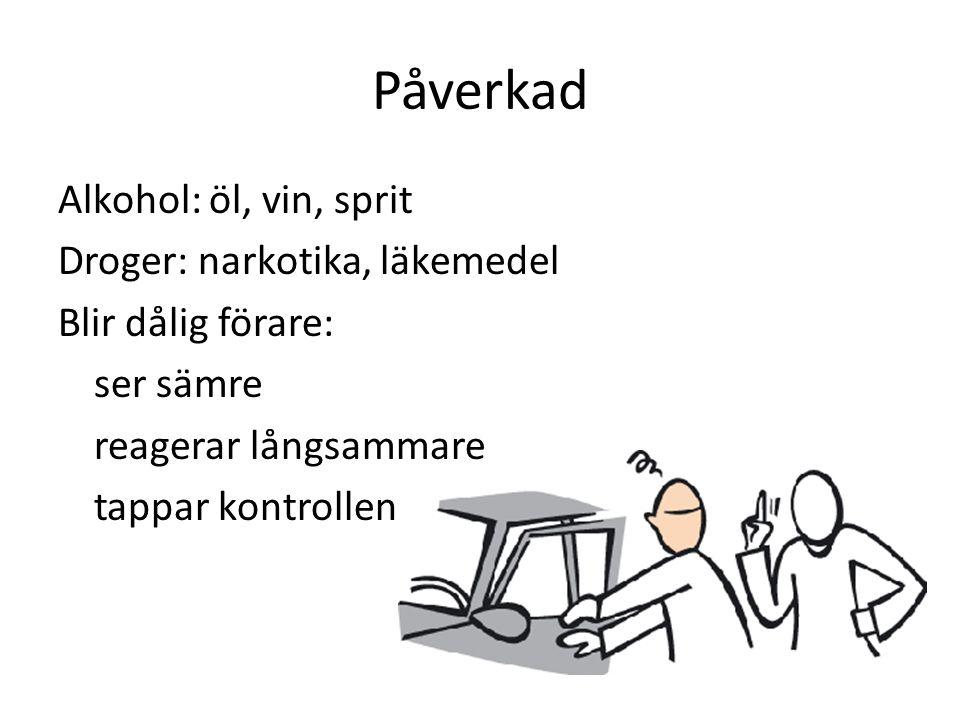 Alkoholutandningsprov Ögonundersökning Foto: VTI/ Lasse Hejdenberg