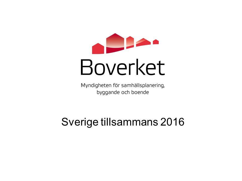 Sverige tillsammans 2016