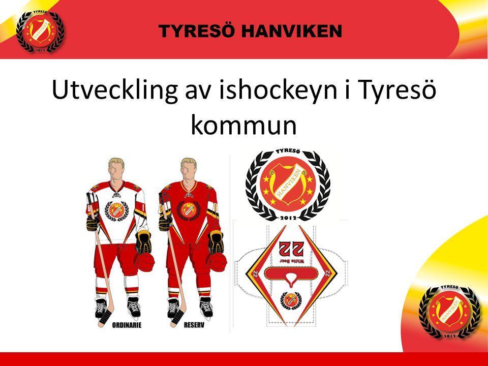 Utveckling av ishockeyn i Tyresö kommun