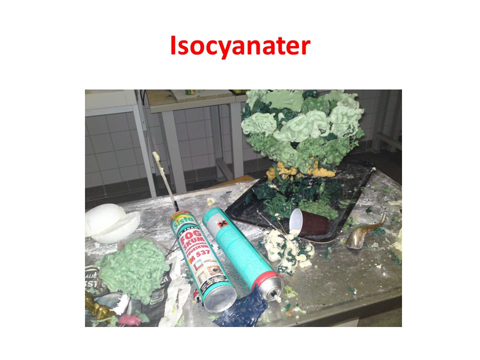 Isocyanater