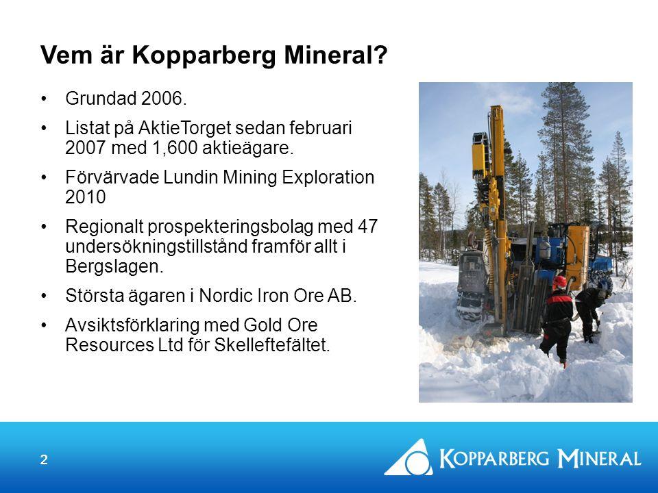 22 Grundad 2006. Listat på AktieTorget sedan februari 2007 med 1,600 aktieägare.
