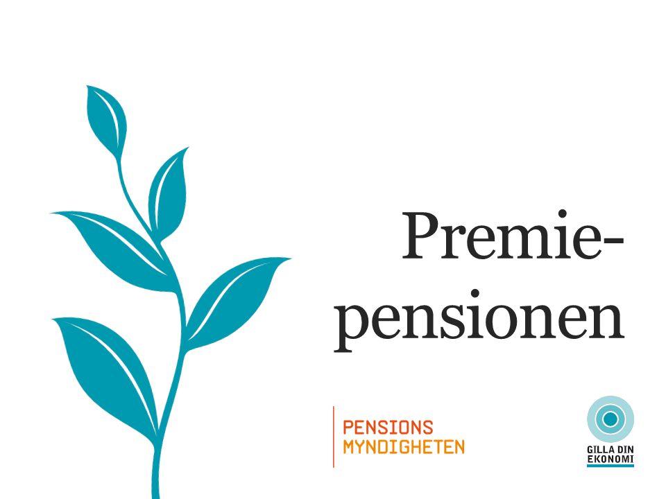 Premie- pensionen