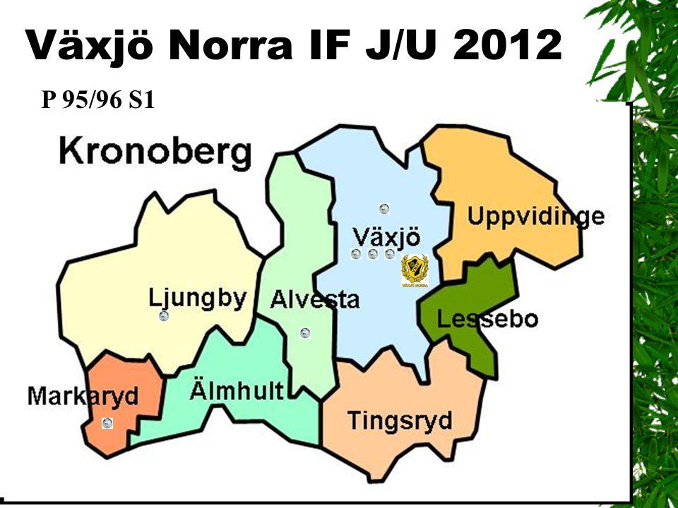 Växjö Norra IF J/U 2012 P 95/96 S1