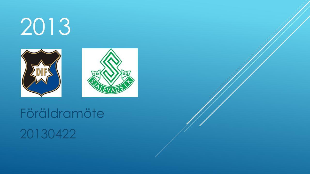 2013 Föräldramöte 20130422