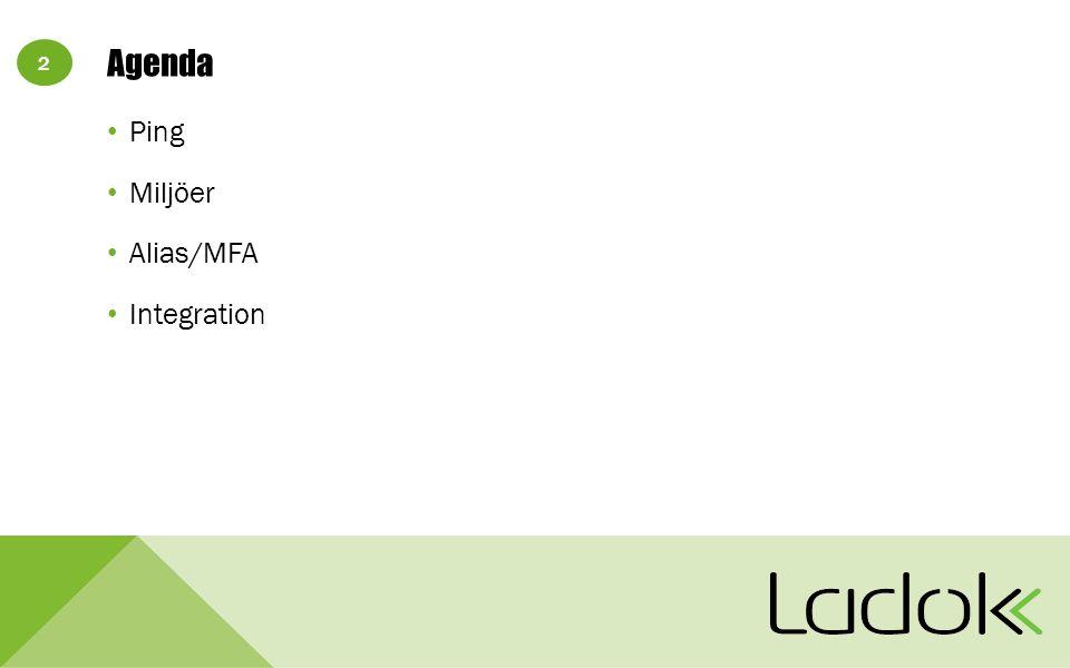 3 Ping Nya Ladok en del i Ping- nätverket Lärosäten med befintliga Ladok, kan hämta uppgifter från både dagens Ladok och nya Ladok Lärosäten i nya Ladok, kan hämta uppgifter från både dagens Ladok och nya Ladok () Nationella intyg – gemensam tjänst inkluderar alla lärosäten i Ping Begränsning i nya Ladok Ping körs som separat webbapplikation Underlag för examen kan hämtas och visas, men uppgifterna får kopieras manuellt