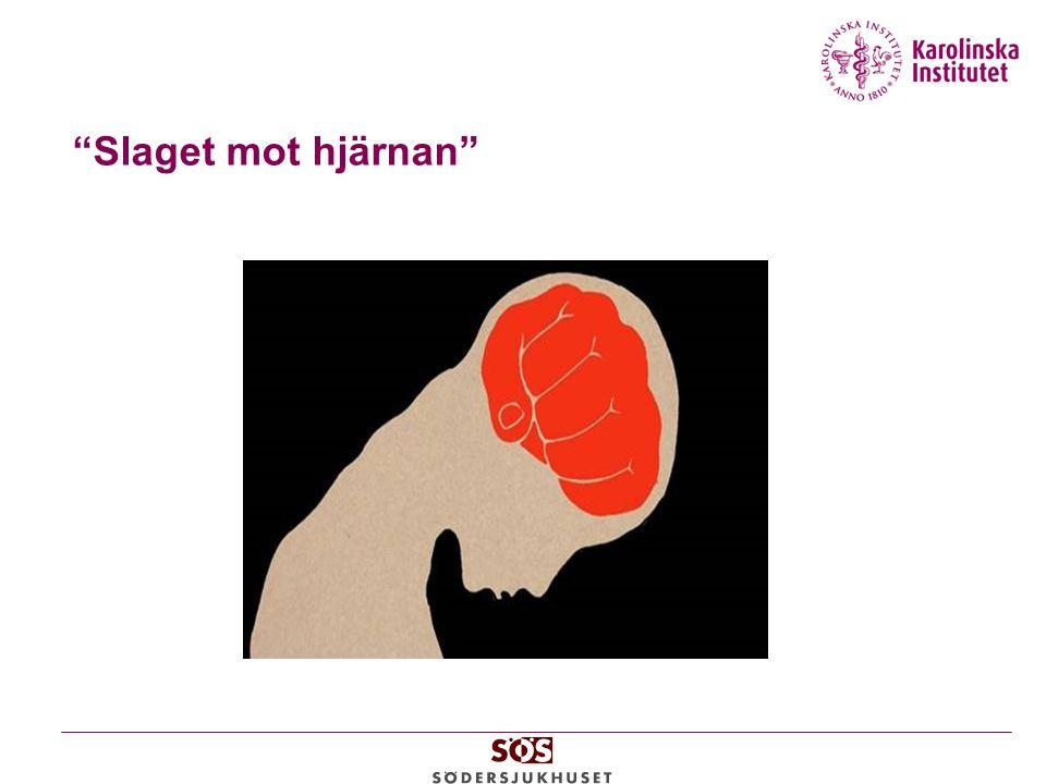 Slaget mot hjärnan