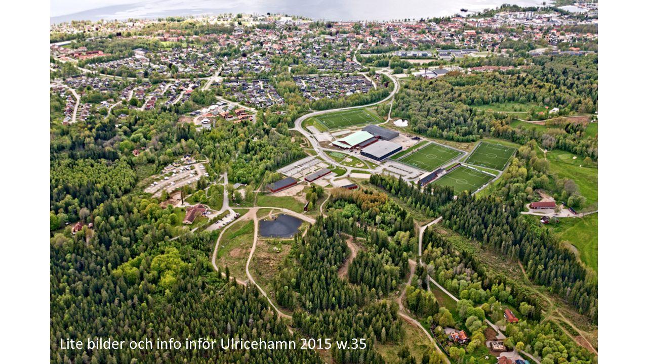 Träningsläger 2015 Lite bilder och info inför Ulricehamn 2015 w.35