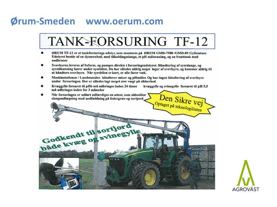 ø rum-Smeden www.oerum.com