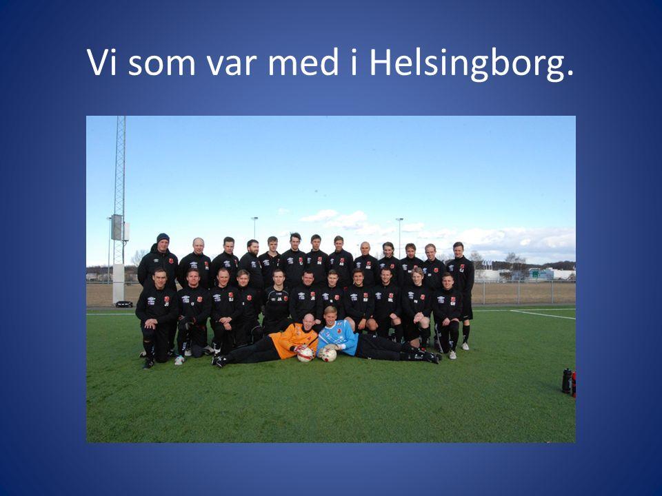Vi som var med i Helsingborg.