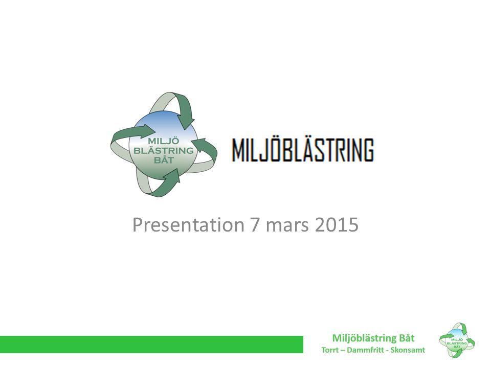 Presentation 7 mars 2015