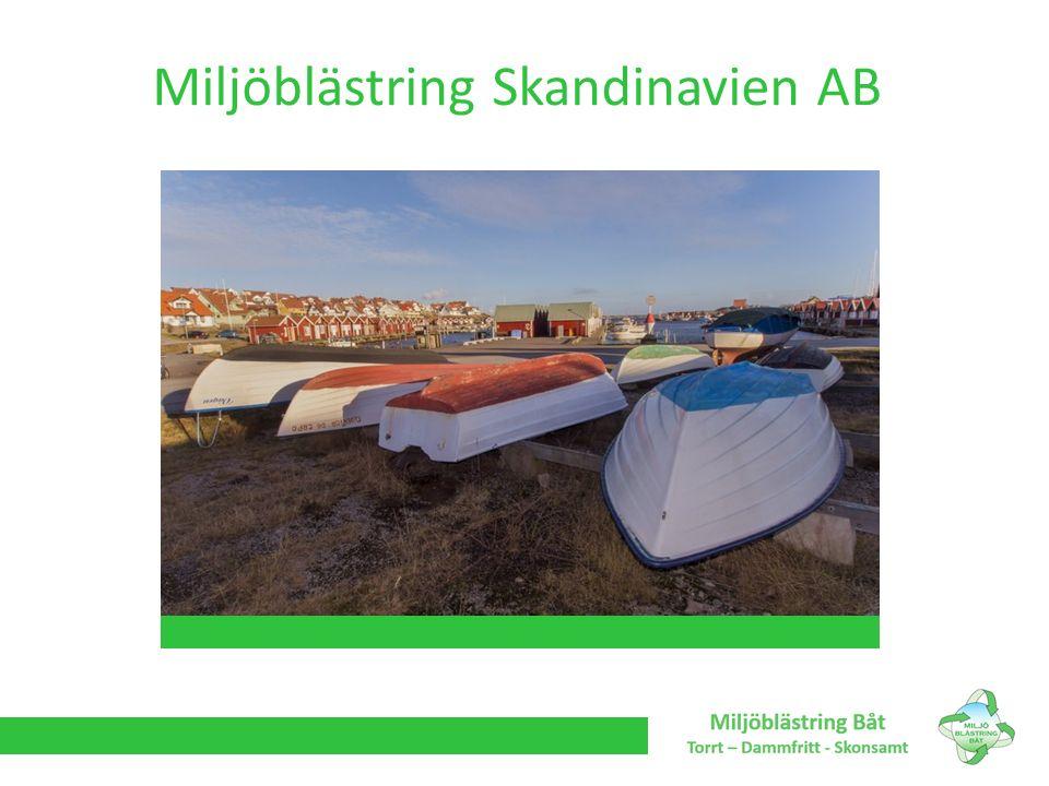 Miljöblästring Skandinavien AB
