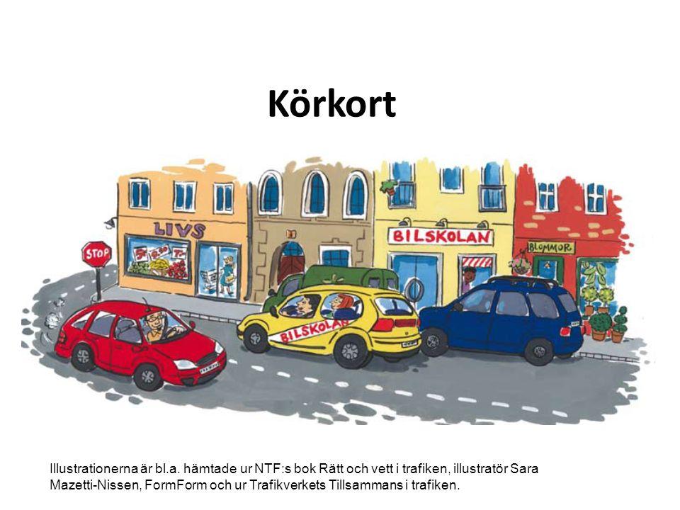 B-körkort för personbil Körkort från EES-land - kan byta till svenskt körkort Körkort från land utanför EES - får inte bytas.