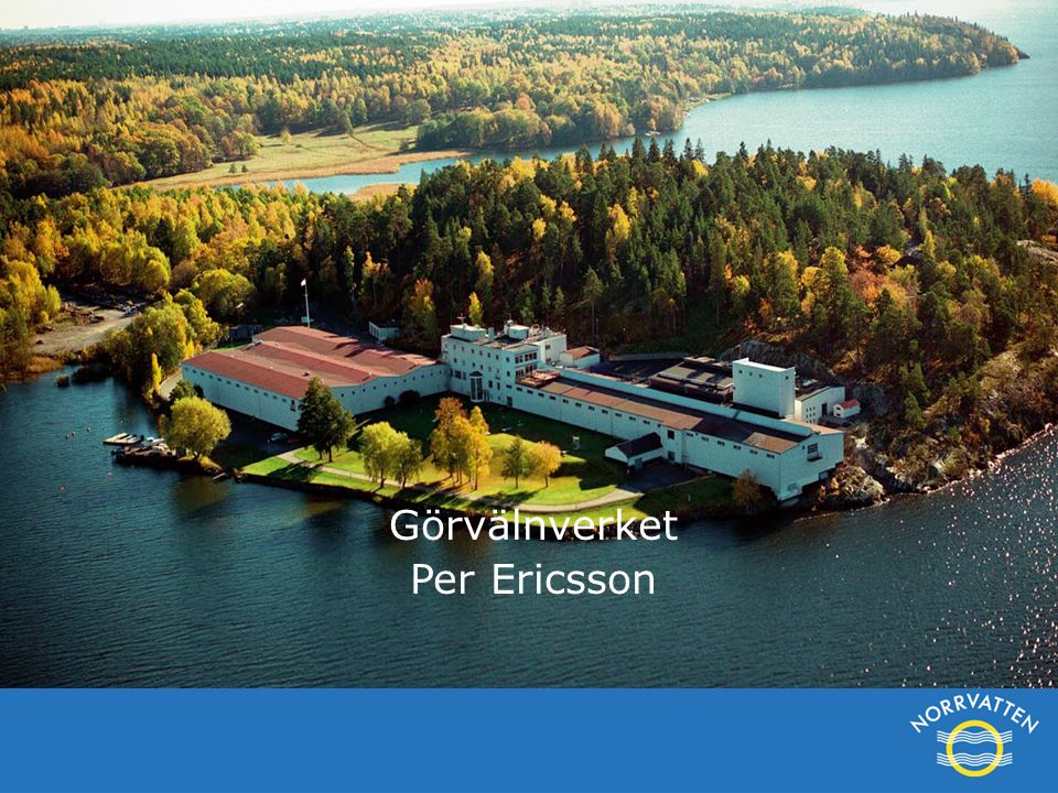 Görvälnverket Per Ericsson