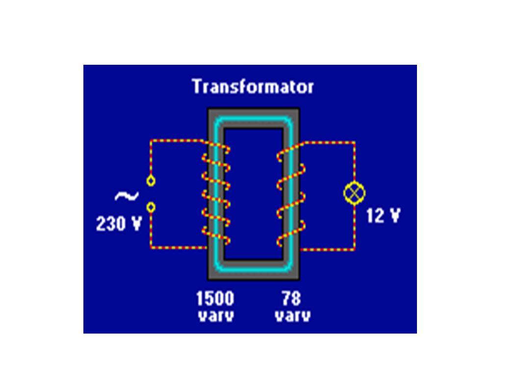 Elektrisk effekt och elektrisk energi Effekten är 1 500 W = kw