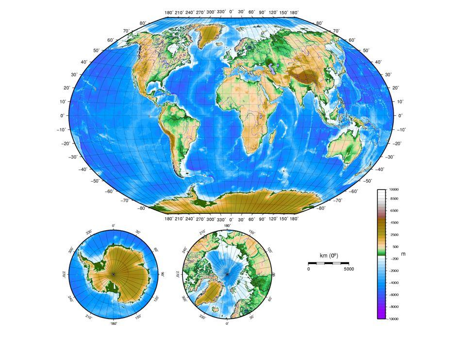 Hur är jorden uppbyggd.