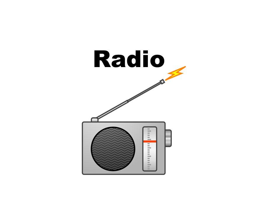 Vad är Radio.
