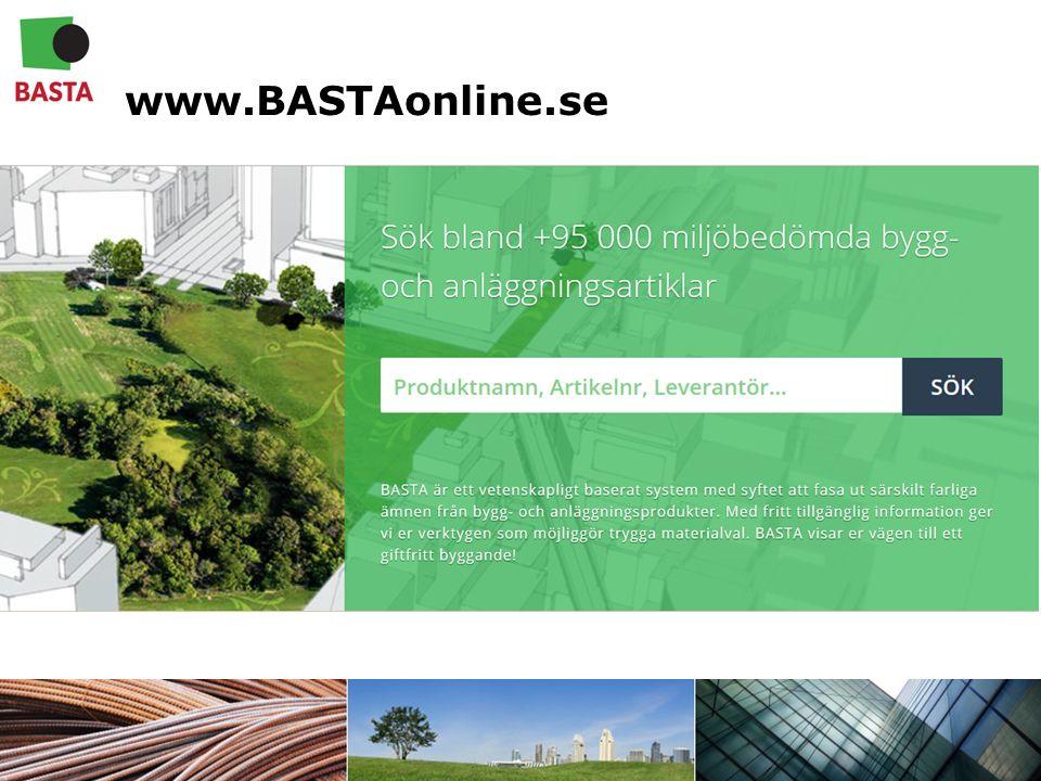 www.BASTAonline.se