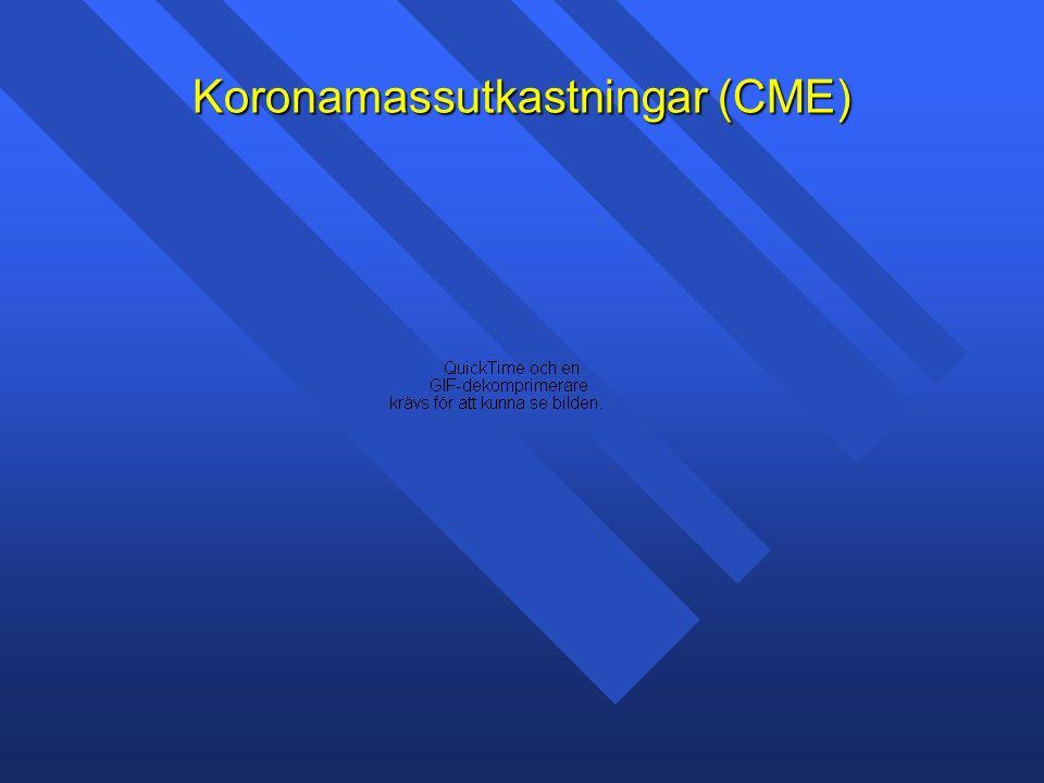 Koronamassutkastningar (CME)
