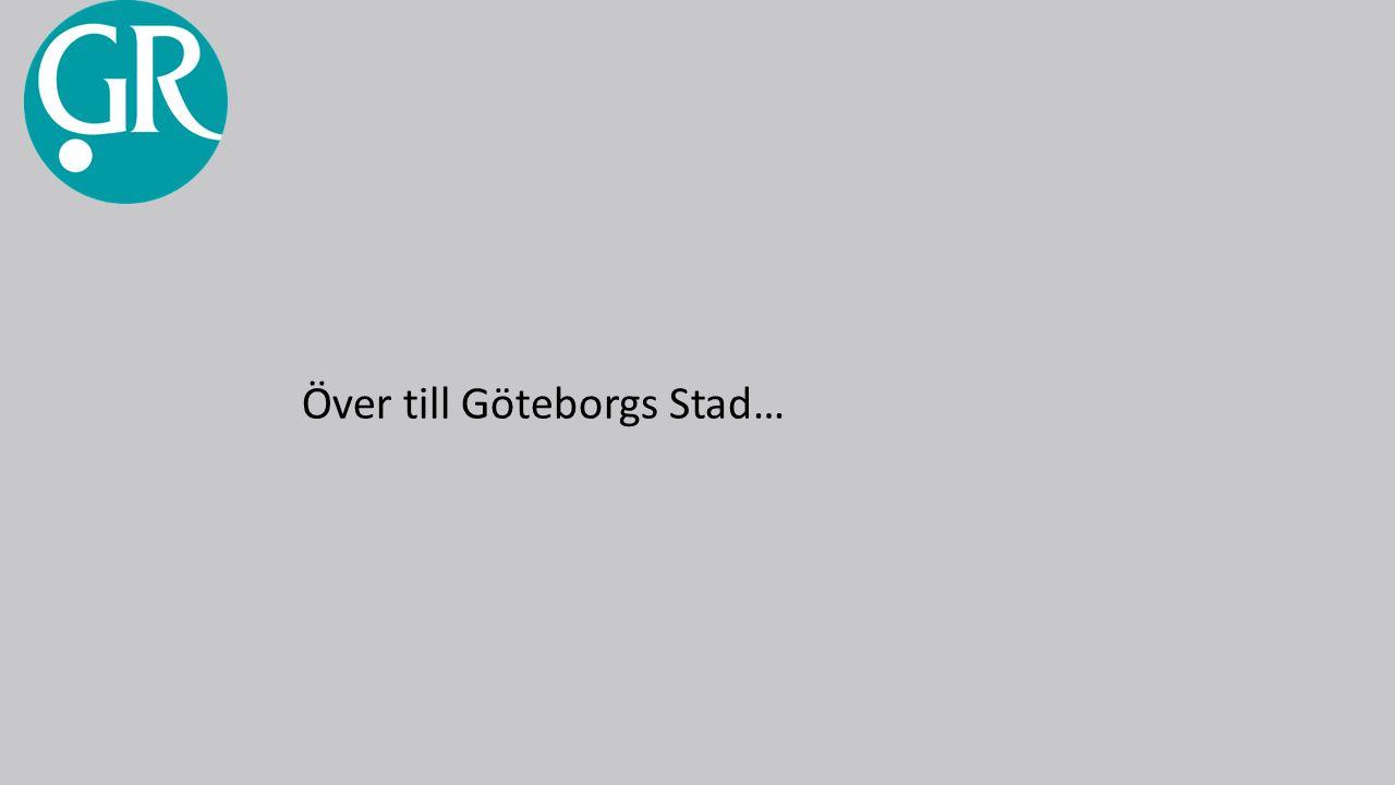 Över till Göteborgs Stad…