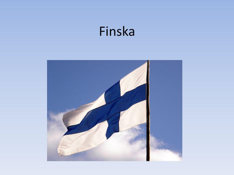 Ursprung Det finska språket kommer ifrån Uralbergen i dagens Ryssland.